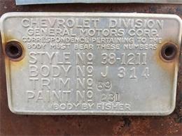 1938 Chevrolet Sedan (CC-1017187) for sale in Crookston, Minnesota