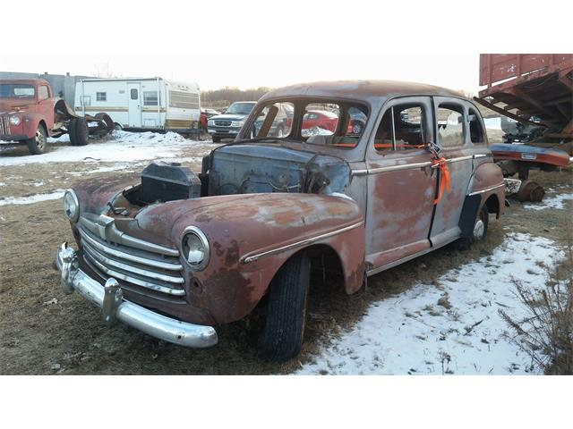 1947 Ford Deluxe (CC-1017196) for sale in Crookston, Minnesota