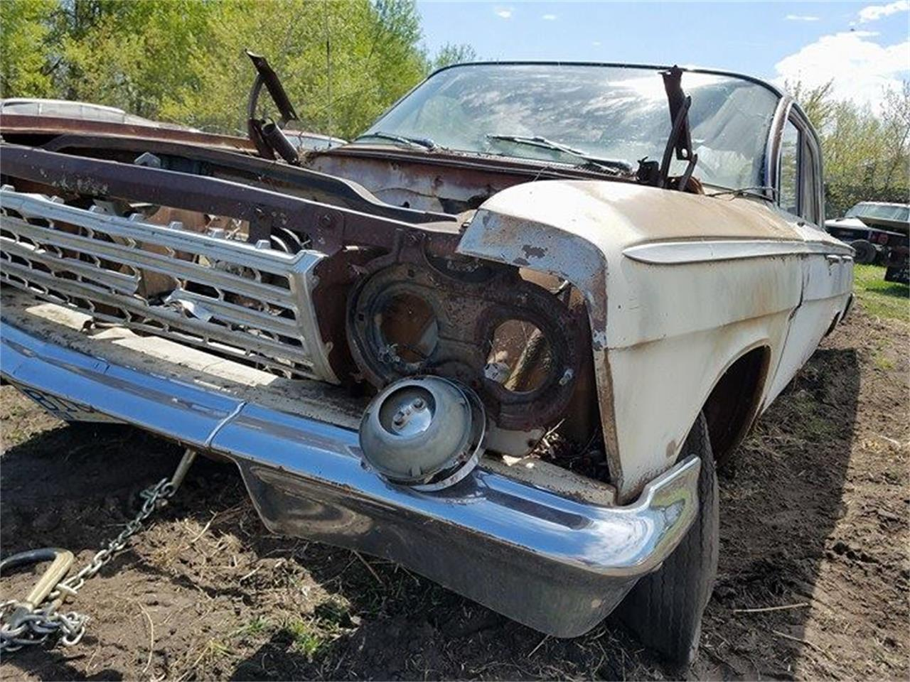 1962 Chevrolet Bel Air (CC-1017198) for sale in Crookston, Minnesota
