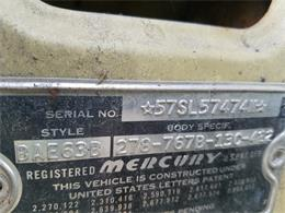 1957 Mercury Monterey (CC-1017199) for sale in Crookston, Minnesota