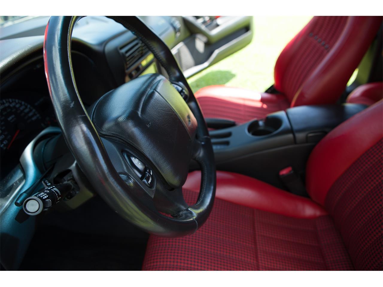 2002 Chevrolet Camaro SS Z28 (CC-1017301) for sale in raleigh, North Carolina