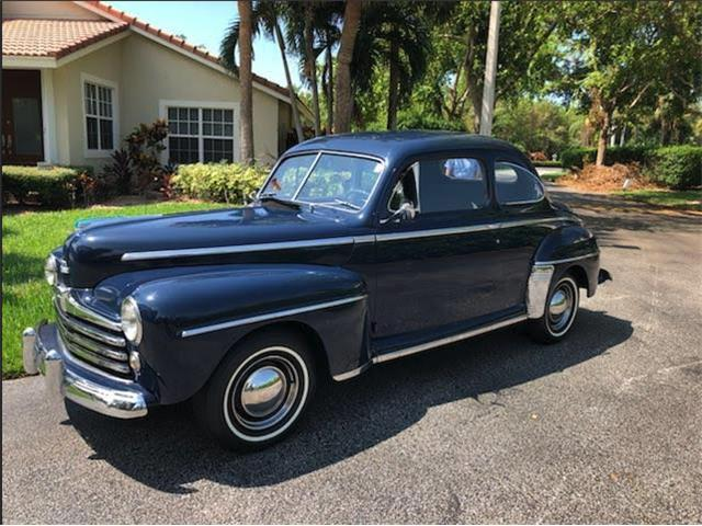 1948 Ford Deluxe (CC-1017303) for sale in Boca Raton, Florida