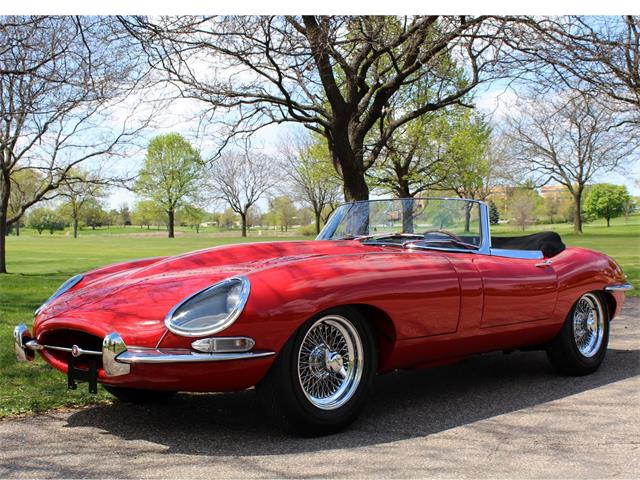 1964 Jaguar XKE Series II (CC-1017347) for sale in Minneapolis, Minnesota