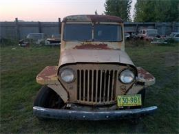1958 Willys-Overland Jeepster (CC-1017376) for sale in Crookston, Minnesota
