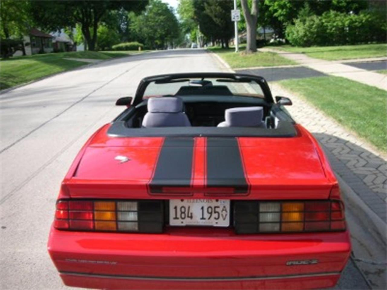 1988 Chevrolet Camaro (CC-1017914) for sale in Mundelein, Illinois