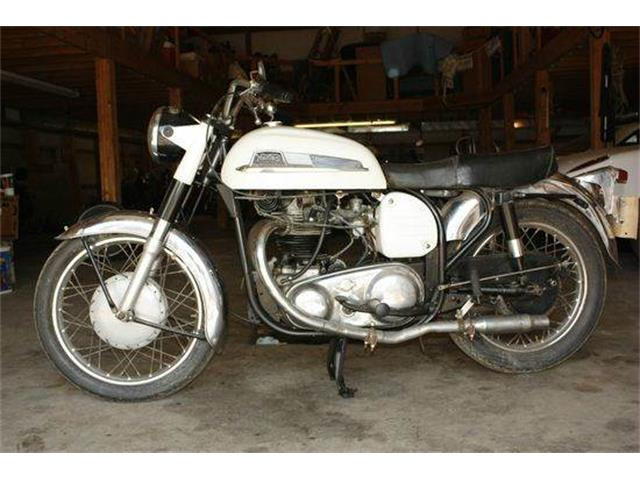 1964 Norton Atlas (CC-1010804) for sale in Effingham, Illinois