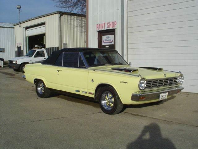 1965 Dodge Dart (CC-1010807) for sale in Effingham, Illinois
