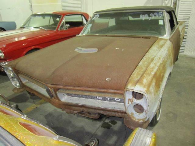 1965 Pontiac GTO (CC-1010808) for sale in Effingham, Illinois