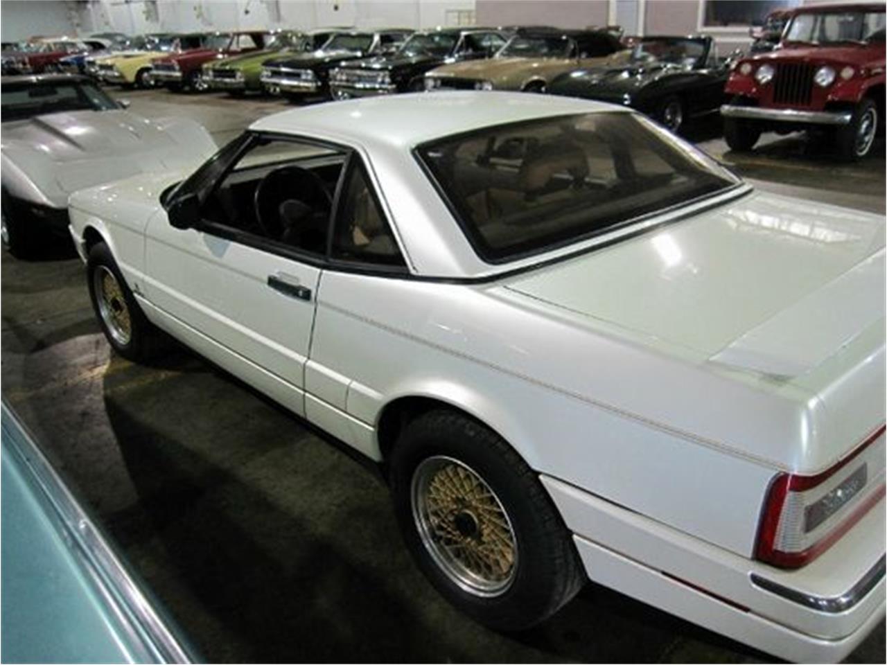 1988 Cadillac Allante (CC-1010810) for sale in Effingham, Illinois
