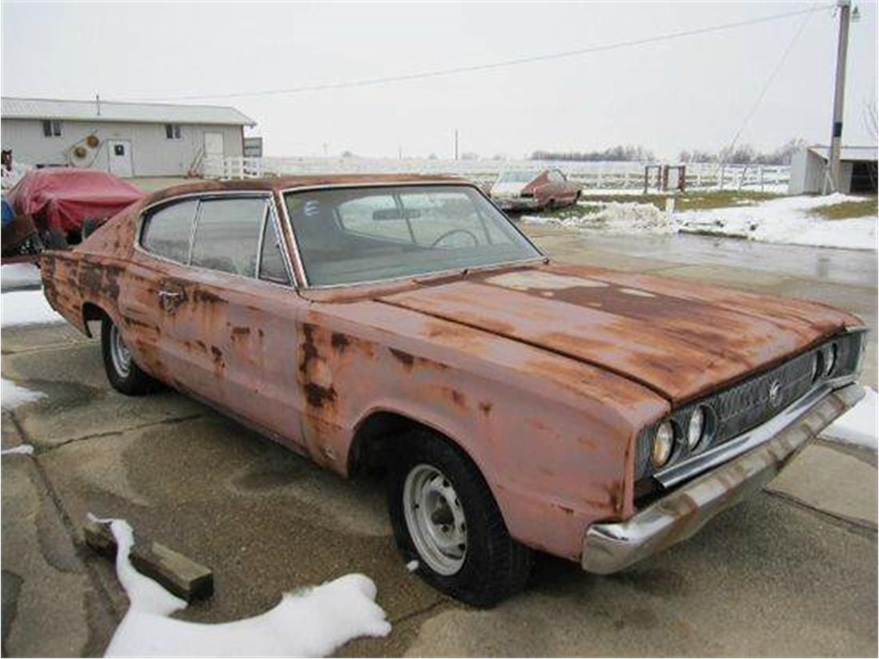 1966 Dodge Charger (CC-1010822) for sale in Effingham, Illinois