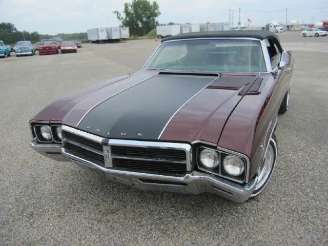 1969 Buick Skylark (CC-1010834) for sale in Effingham, Illinois