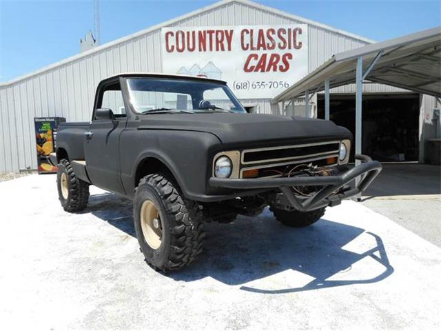 1967 Chevrolet Pickup (CC-1018357) for sale in Staunton, Illinois