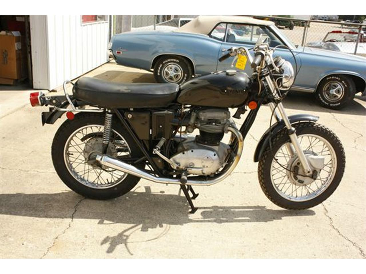 1972 BSA Lightning (CC-1010837) for sale in Effingham, Illinois