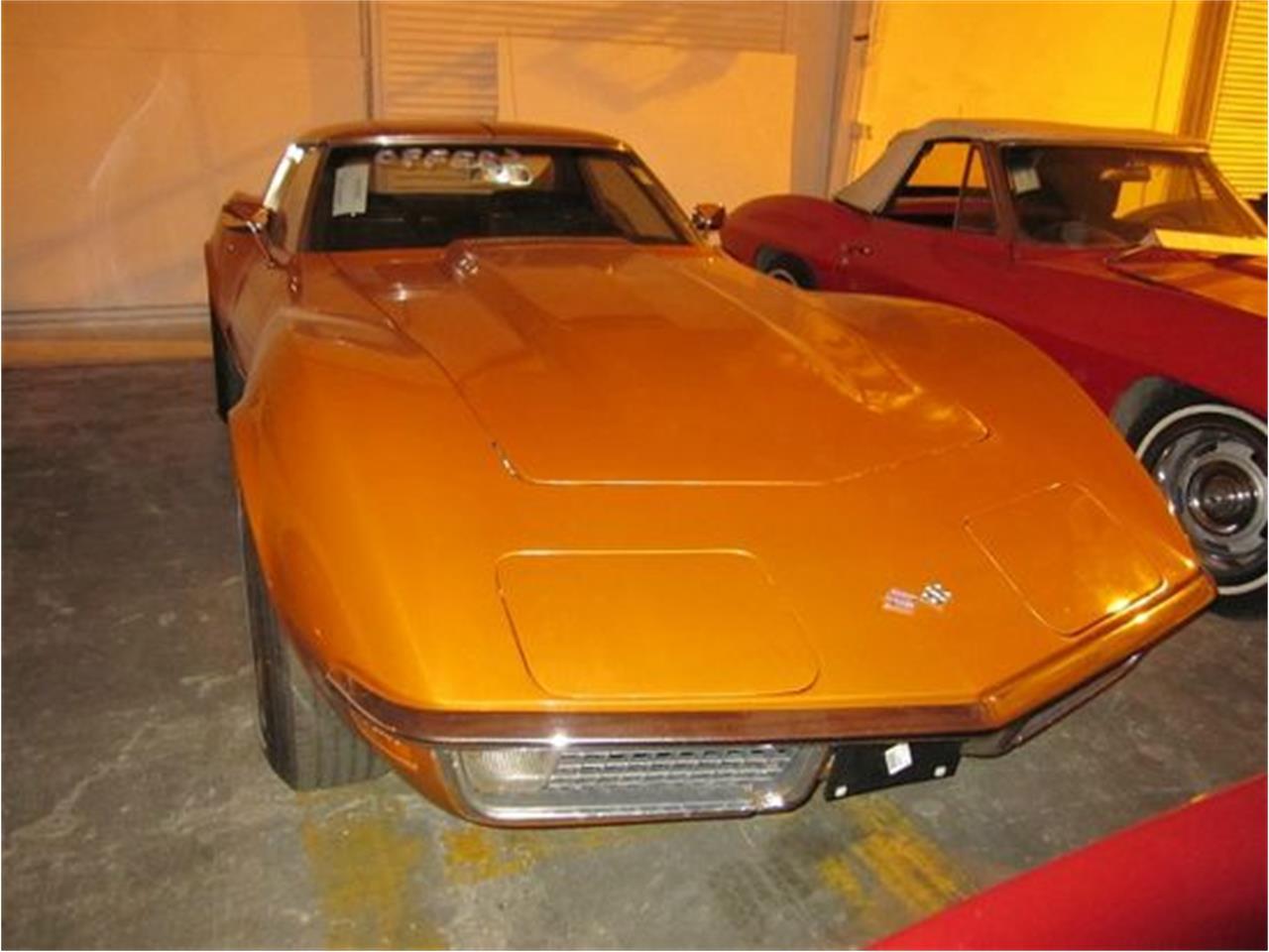 1971 Chevrolet Corvette (CC-1010839) for sale in Effingham, Illinois