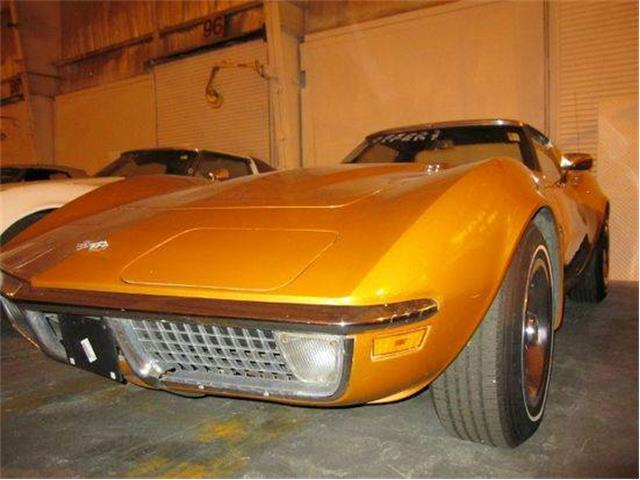 1971 Chevrolet Corvette (CC-1010839) for sale in Effingham, Illinois