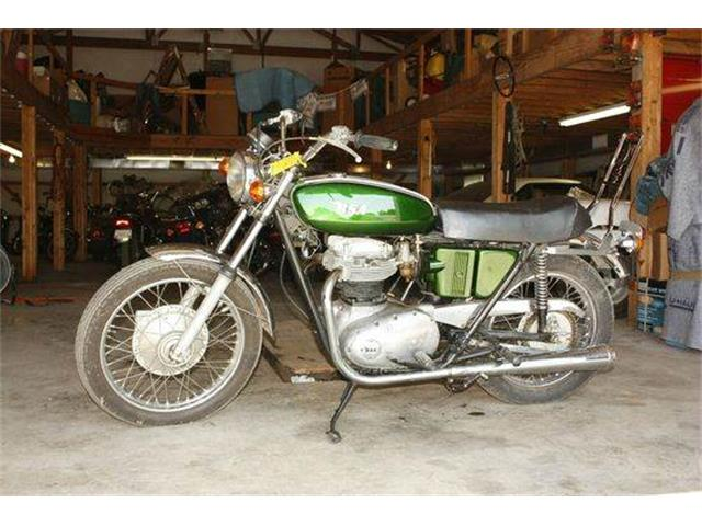1972 BSA Lightning (CC-1010840) for sale in Effingham, Illinois
