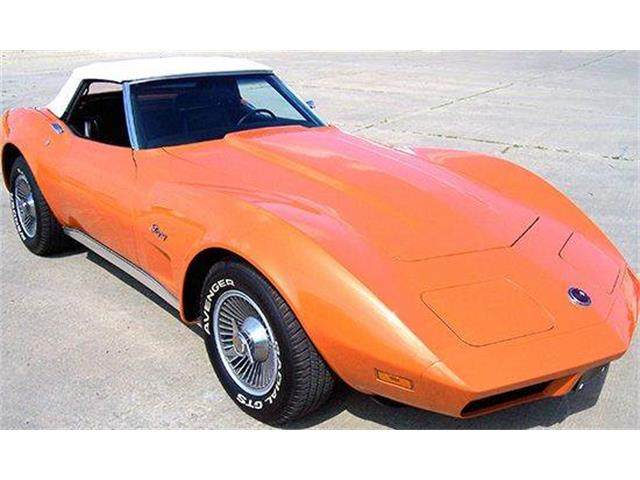 1974 Chevrolet Corvette (CC-1010843) for sale in Effingham, Illinois
