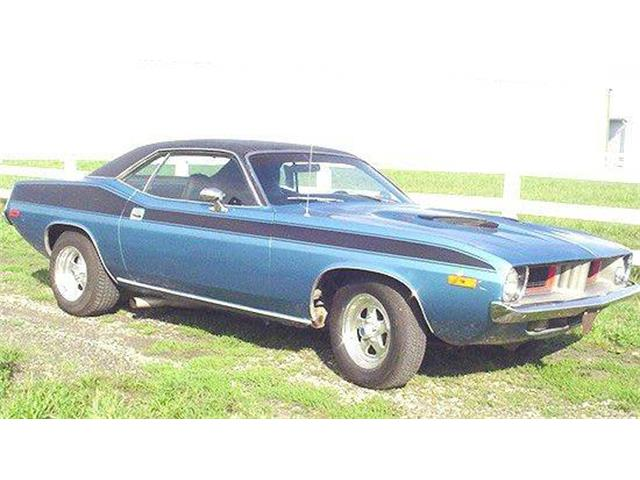 1974 Plymouth Barracuda (CC-1010846) for sale in Effingham, Illinois