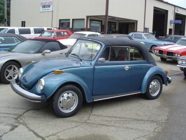 1974 Volkswagen Beetle (CC-1010847) for sale in Effingham, Illinois