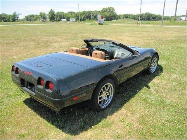 1991 Chevrolet Corvette (CC-1010848) for sale in Effingham, Illinois