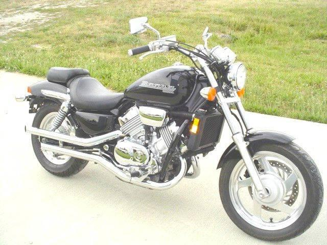 2001 Honda Motorcycle (CC-1010855) for sale in Effingham, Illinois