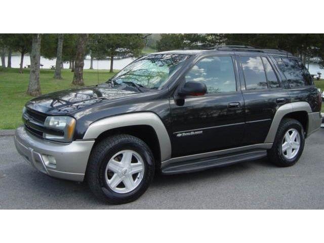 2002 Chevrolet Trailblazer (CC-1018572) for sale in Hendersonville, Tennessee