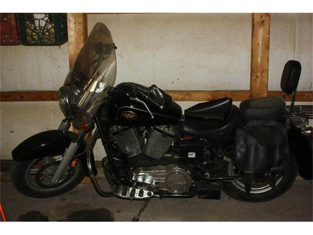 2002 Victory Motorcycle (CC-1010858) for sale in Effingham, Illinois