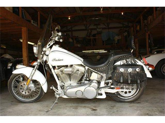 2003 Indian Scout (CC-1010859) for sale in Effingham, Illinois