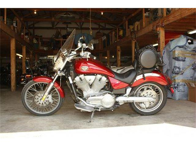 2003 Victory Vegas (CC-1010860) for sale in Effingham, Illinois