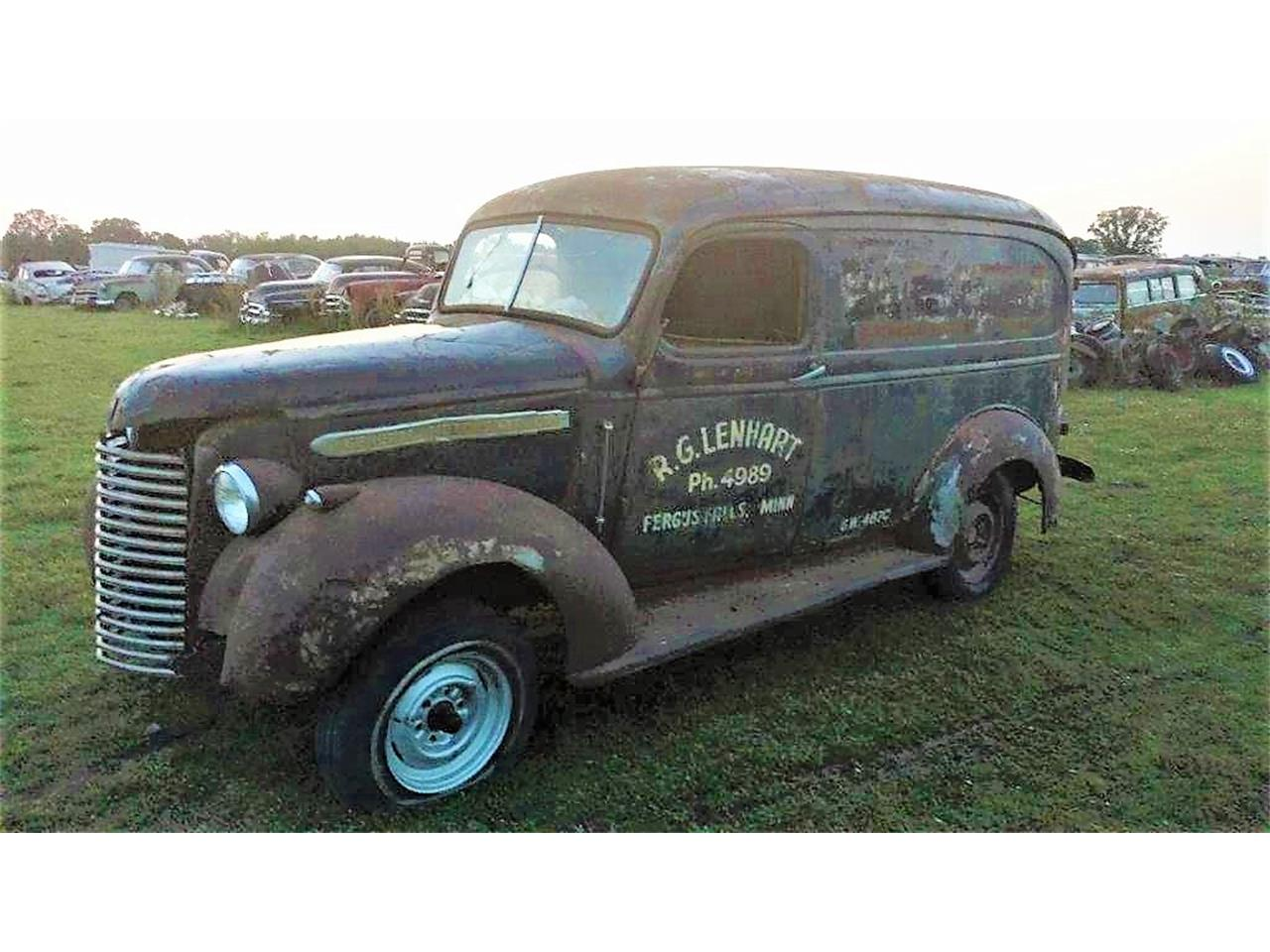 1939 Chevrolet Panel Truck (CC-1018603) for sale in Parkers Prairie, Minnesota