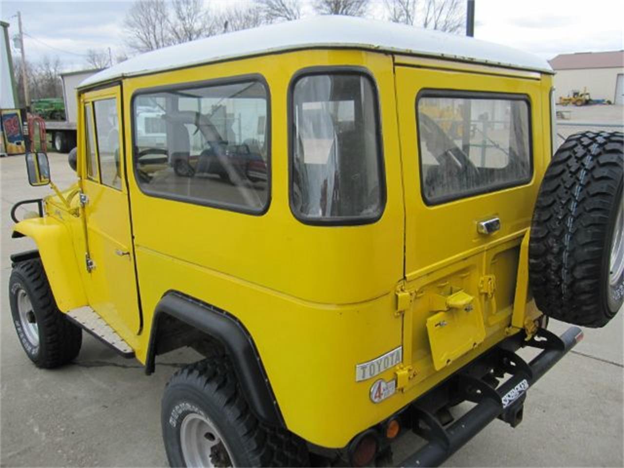 1966 Toyota Land Cruiser FJ (CC-1010864) for sale in Effingham, Illinois