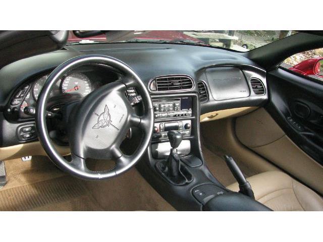 2002 Chevrolet Corvette (CC-1010869) for sale in Effingham, Illinois