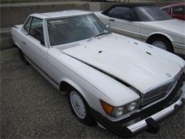 1976 Mercedes-Benz 450SL (CC-1010881) for sale in Effingham, Illinois