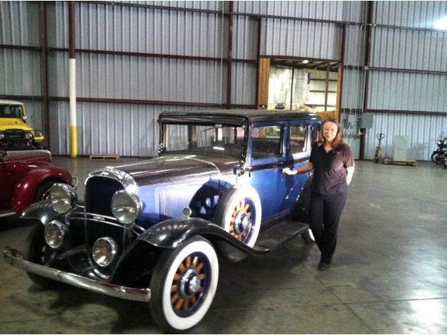 1931 Oldsmobile Custom Cruiser (CC-1010883) for sale in Effingham, Illinois