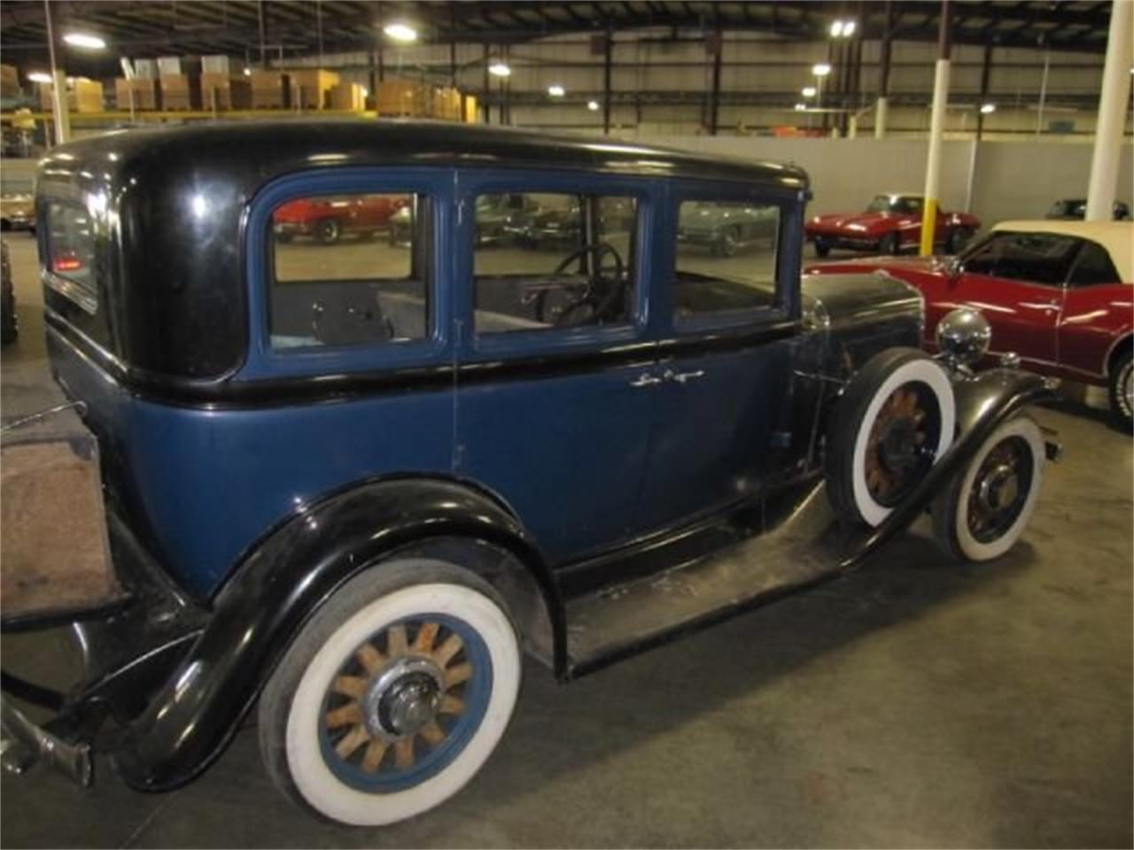 1931 Oldsmobile Custom Cruiser (CC-1010883) for sale in Effingham, Illinois