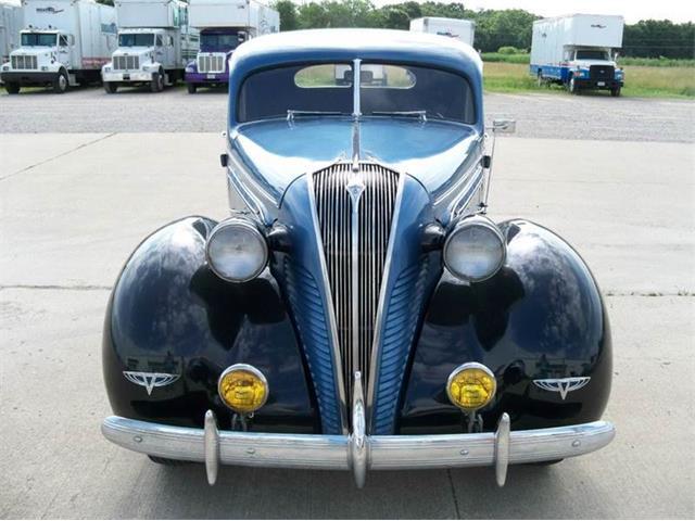 1937 Hudson Eight (CC-1010903) for sale in Effingham, Illinois