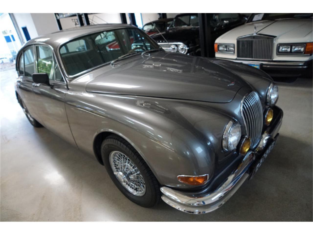 1967 Jaguar Mark II for Sale | ClassicCars.com | CC-1019032
