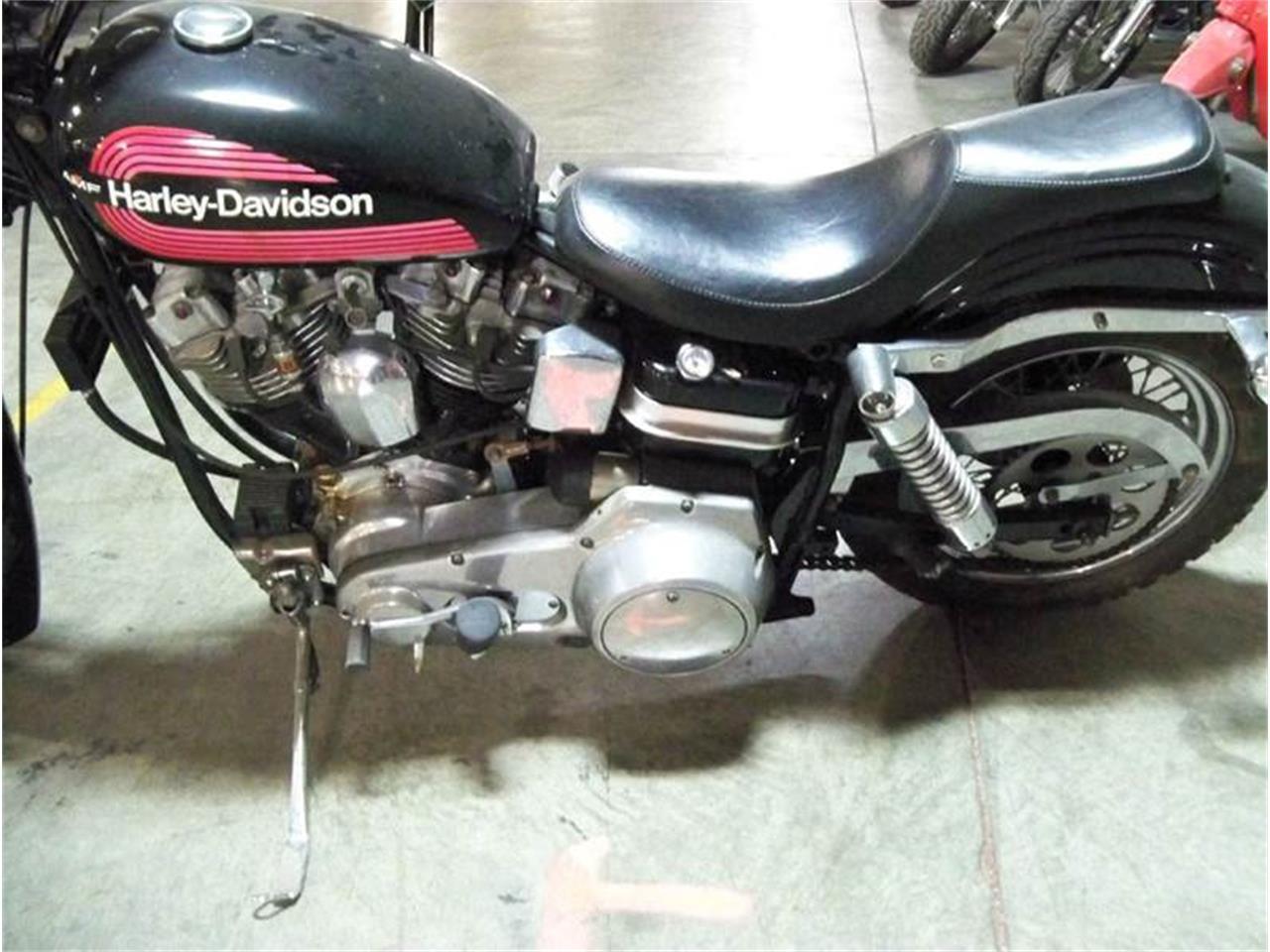 1976 Harley-Davidson Super Glide (CC-1010905) for sale in Effingham, Illinois