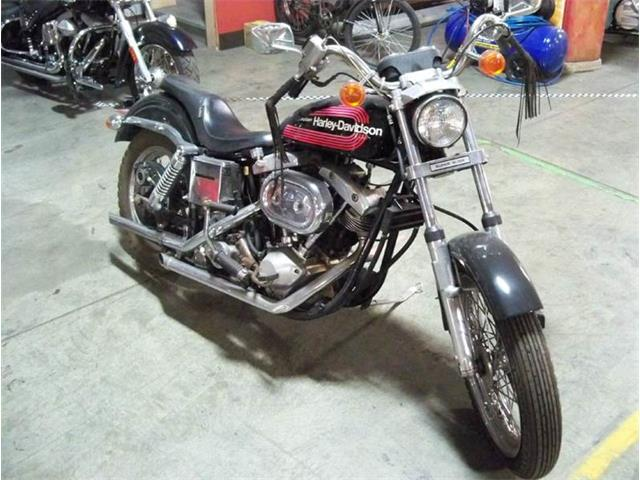 1976 Harley-Davidson Super Glide (CC-1010905) for sale in Effingham, Illinois