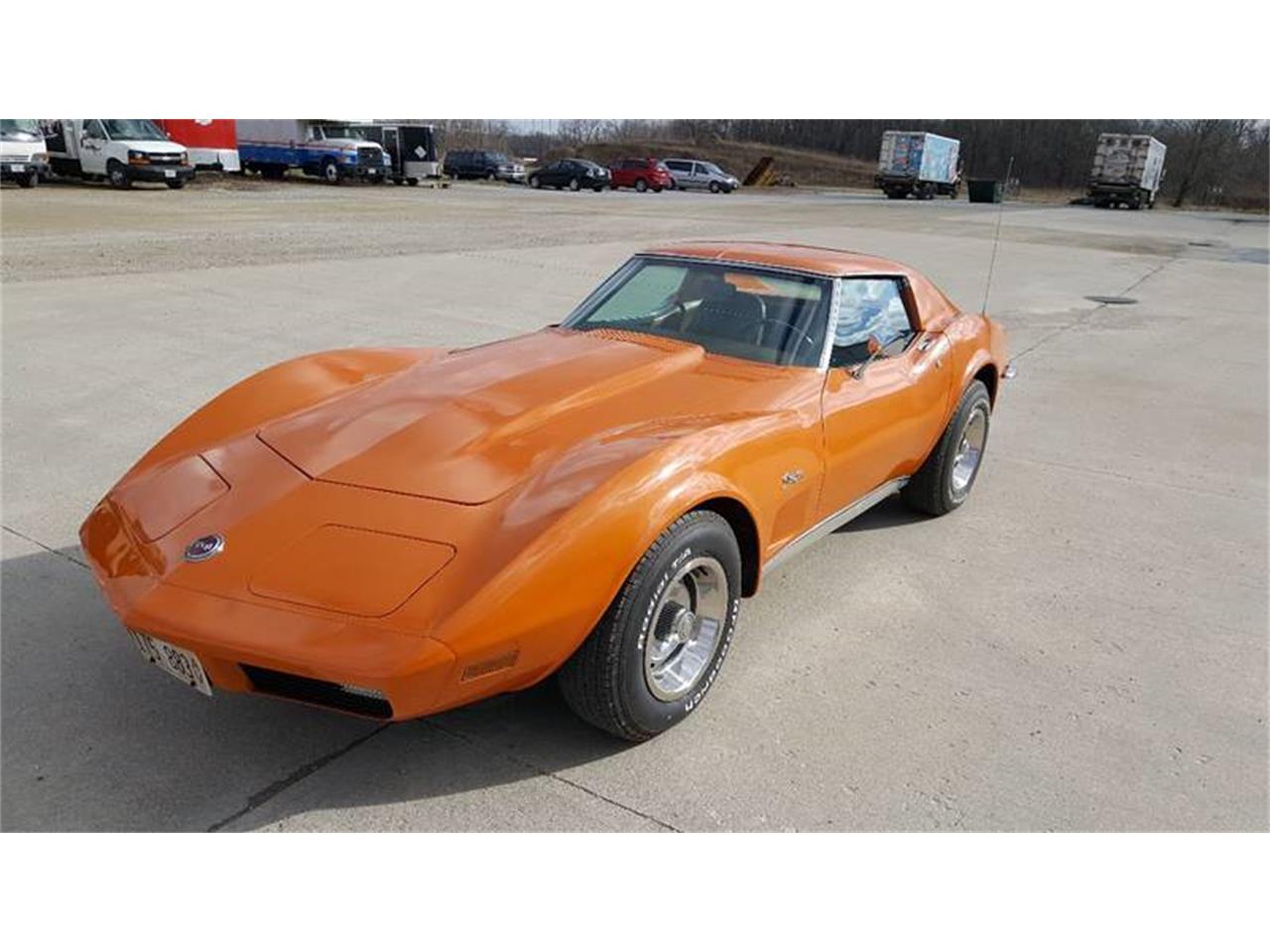 1973 Chevrolet Corvette (CC-1010915) for sale in Effingham, Illinois