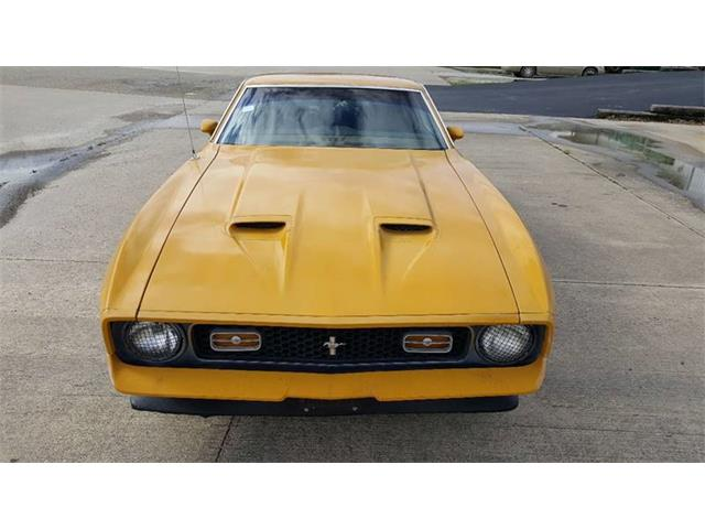1971 Ford Mustang (CC-1010919) for sale in Effingham, Illinois