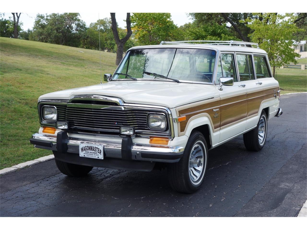 1980 Jeep Wagoneer For Sale Classiccars Com Cc 1019512