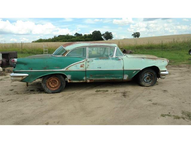 1956 Oldsmobile 2-Dr Hardtop (CC-1010957) for sale in Parkers Prairie, Minnesota