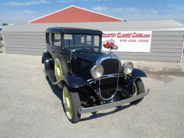 1931 Oldsmobile 4-Dr Sedan (CC-1019576) for sale in Staunton, Illinois