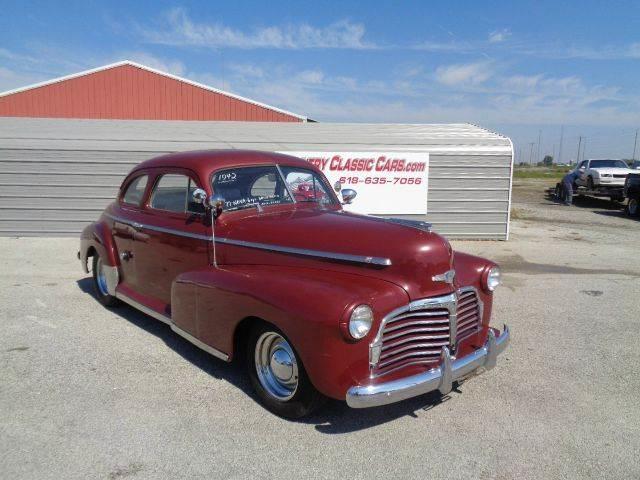1942 Chevrolet Business Coupe (CC-1019579) for sale in Staunton, Illinois