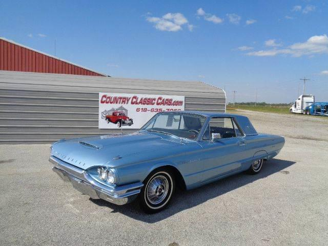 1964 Ford Thunderbird (CC-1019586) for sale in Staunton, Illinois
