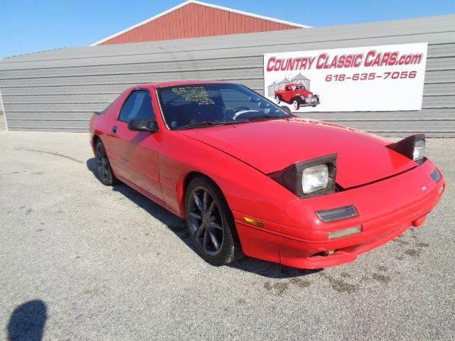 1991 Mazda RX-7