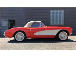 1957 Chevrolet Corvette (CC-1021765) for sale in Oceanside, California