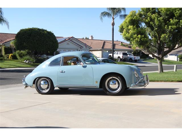 1957 Porsche 356 (CC-1021765) for sale in Oceanside, California