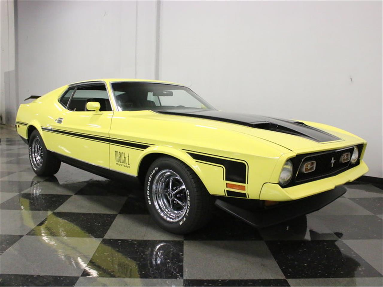 Ford Mustang Mach 1 For Sale